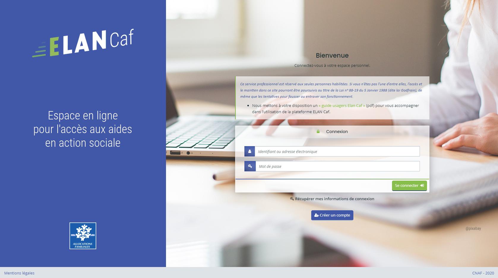 ELAN-CAF-Screenshot-Portail-des-aides-MGDIS-CNAF-CAF